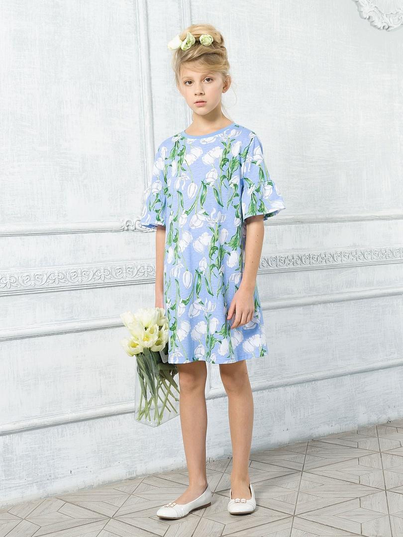 47847ecb9ce GFDT5111 платье для девочек